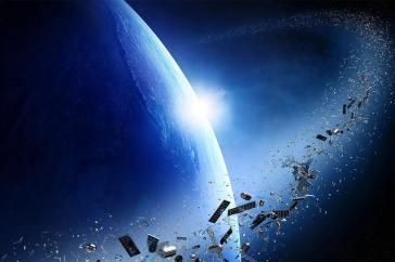 Comment de très petits débris spatiaux causent-ils d'importants dommages ?