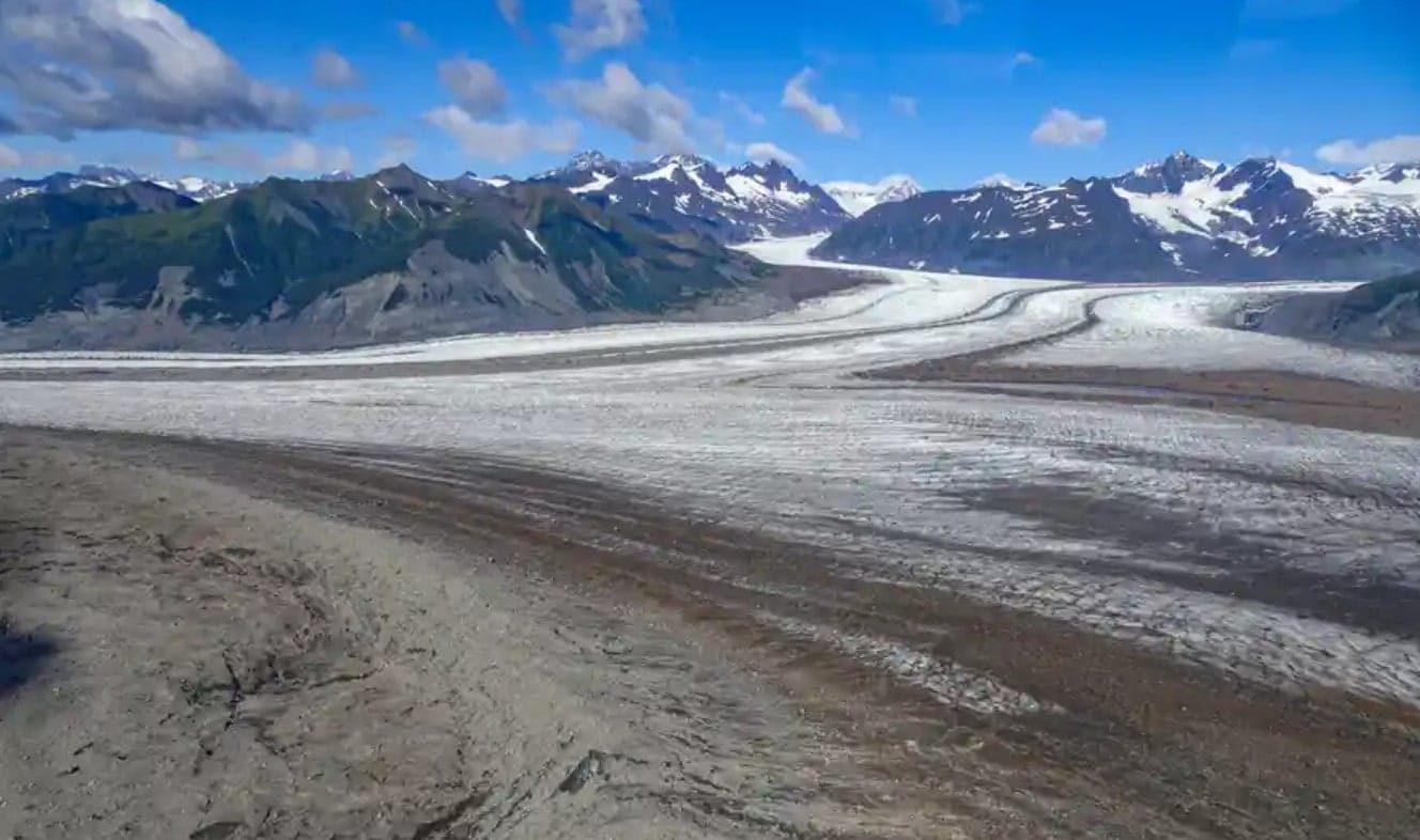 La fonte des glaciers entraîne la disparition soudaine des rivières