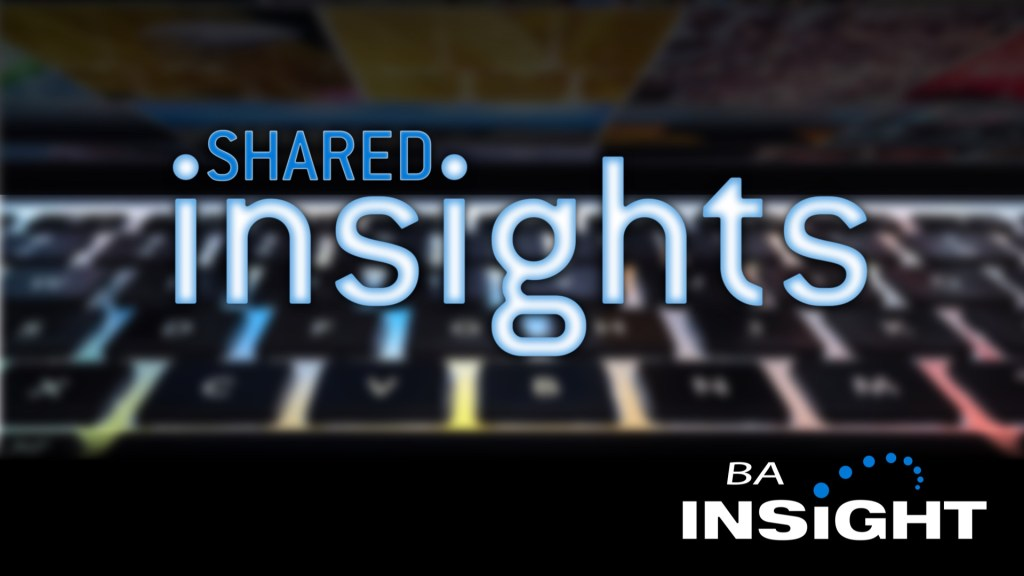 Shared Insights Wide