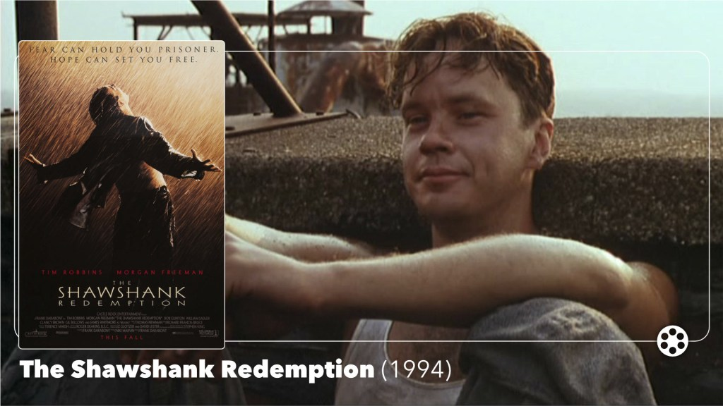 The Shawshank Redemption on The Next Reel Film Podcast