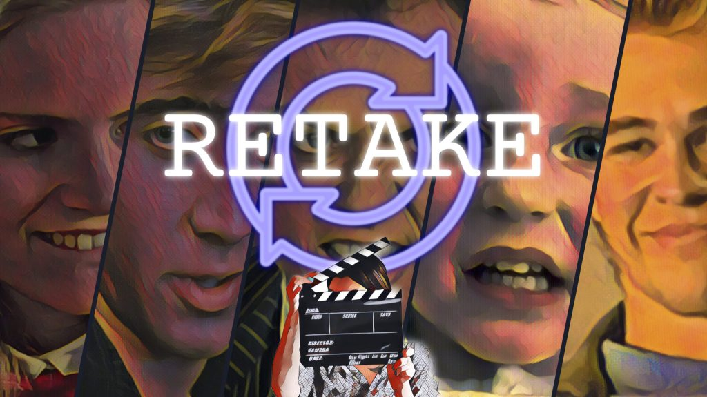 The Next Reel's member bonus episode – Retake • A Look Back at our 80s Comedy with Coolidge & Heckerling series