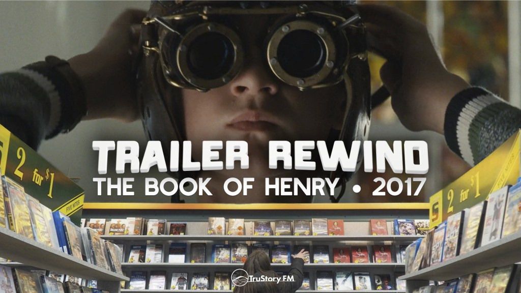 Trailer Rewind's episode on Colin Trevorrow's 2017 film The Book of Henry