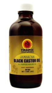 8.Tropic Isle Living Jamaican Black Castor Oil, 4 Ounce