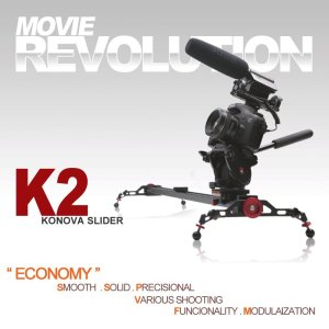 3.Konova Camera Slider Dolly