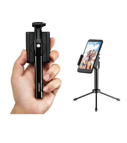 Top 10 Best Selfie Sticks for Smartphone