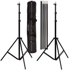 5.Ravelli ABS Photo Video Backdrop Stand Kit