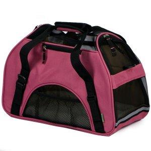 1.Bergan Comfort Carrier Soft-Sided Pet Carrier