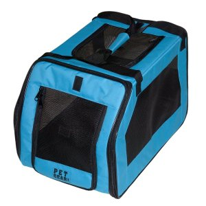 6.Pet Gear Pet Gear Car Seat & Carrier for cats and dogs