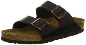 1. Birkenstock Unisex Arizona Soft Footbed Sandal