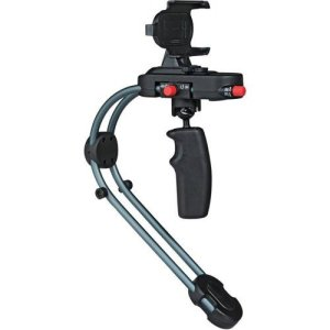1.Steadicam Mount for GoPro HD Hero and iPhone
