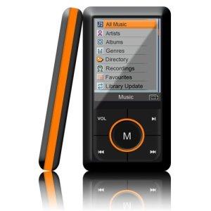 3.Kubik Evo 8GB MP3 Player