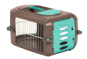 4.Suncast 23-inch Pet carrier Round