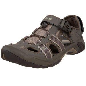 5 . Teva Men's Omnium Closed-Toe Sandal