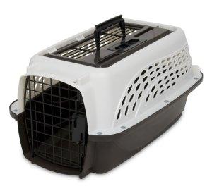 6.Petmate Two Door Top Load Pet Kennel