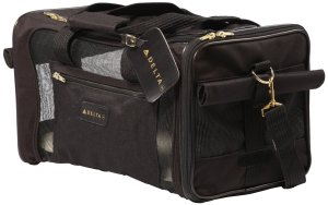 7.Sherpa Delta Air Lines Deluxe Pet Carrier
