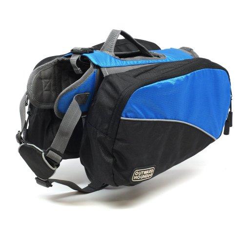 1. Outward Hound Dog Backpack