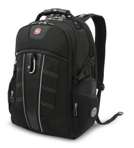 1.SwissGear ScanSmart Laptop Computer Backpack