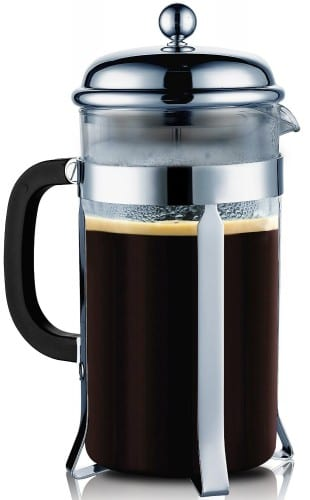 10. SterlingPro Coffee & Espresso Maker, 8 Cups (4 Ounce Each)