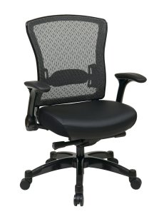 3.Office Star Space Professional Air Grid Managers Chair