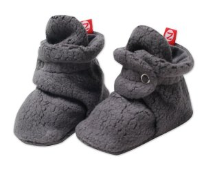 1. Zutano Newborn Unisex-Baby Fleece Bootie