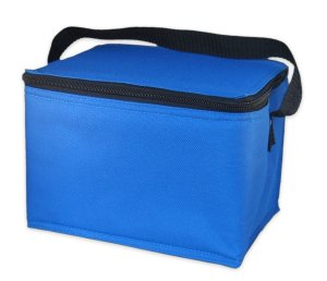 2. EasyLunchboxes Insulated Lunch Box Cooler Bag, Aqua