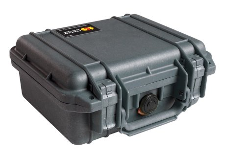 1. Pelican 1200 Case with Foam for Camera