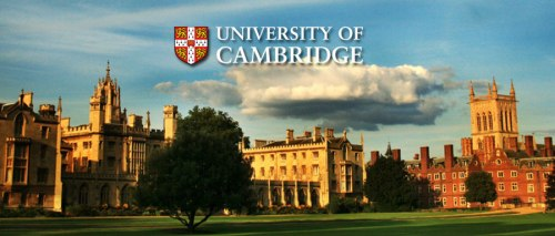 1.University of Cambridge