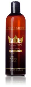 10. Apex Crown Premium Anti Hair Loss Shampoo