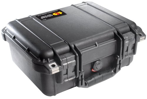 4. Pelican 1400 Case with Foam for Camera