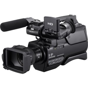 4. Sony HXR-MC2000N Shoulder Mount AVCHD Camcorder