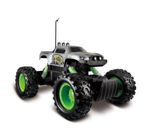 1.Maisto Rock Crawler Remote Control Vehicle