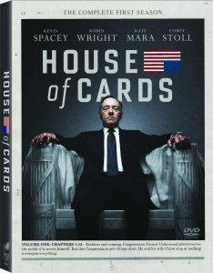 2. House of Cards Season 1