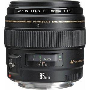 3. Canon EF USM Medium Telephoto Lens for Canon SLR Cameras