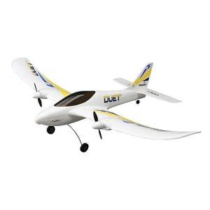 4. HobbyZone Duet RTF Airplane