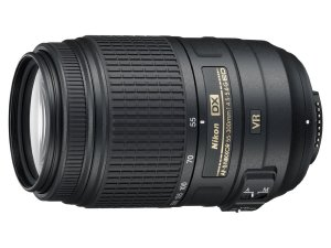 4. Nikon AF-S DX Vibration Reduction Zoom Lens