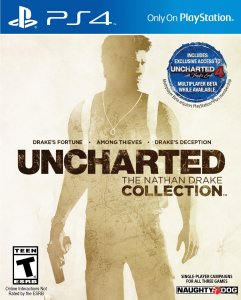 4. UNCHARTED The Nathan Drake Collection - PlayStation 4