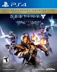 6. Destiny The Taken King - Legendary Edition
