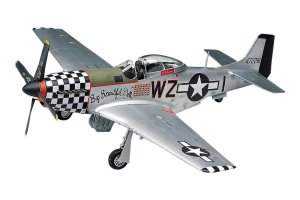 6. Revell Mustang RC Airplane