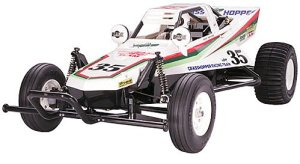 6. Tamiya The Grasshopper Remote Control Car