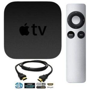 8. Apple TV Streaming Portable Media Player