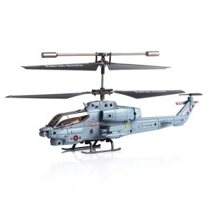 8. Syma S108G Channel Remote Control Helicopter
