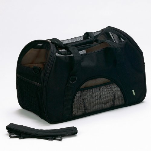 2.Bergan Soft-Sided Comfort Pet Carrier