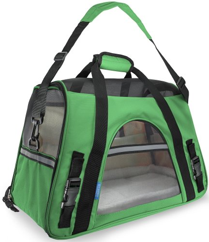 3.OxGord Travel Tote Soft Sided Pet Carrier