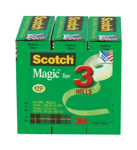 6.Best Scotch Tape for Office 2015