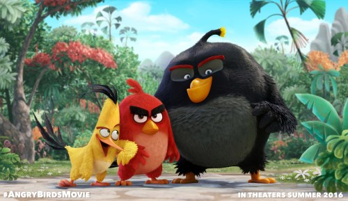 4.Angry Birds
