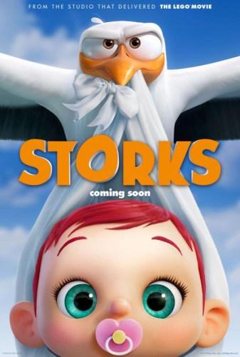 9.Storks