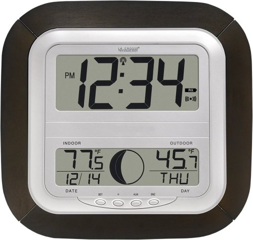 1.List 10 Best Weather Monitoring Clocks Reviews in 2016