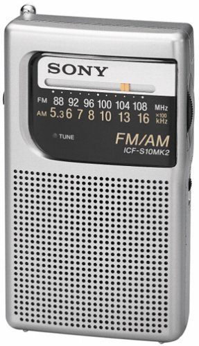 1.Top 10 Best Pocket AM FM Radio Reviews in 2016