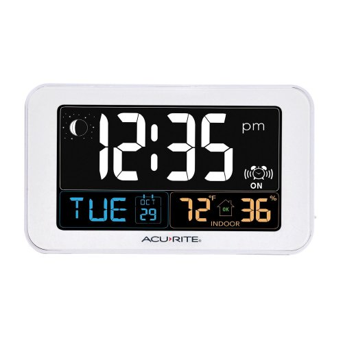 10.List 10 Best Weather Monitoring Clocks Reviews in 2016