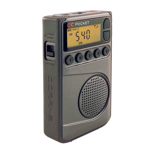 8.Top 10 Best Pocket AM FM Radio Reviews in 2016